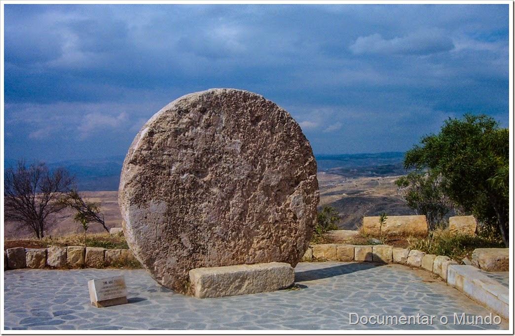 Monte Nebo; Jordânia; Mount Nebo; Jordan