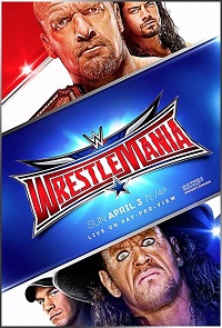 WE Wrestlemania 32