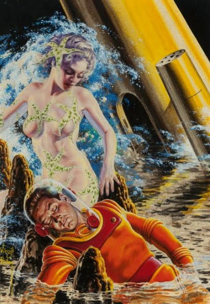 Brushing Up: Virgil Finlay
