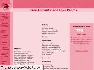 Free Love Poems