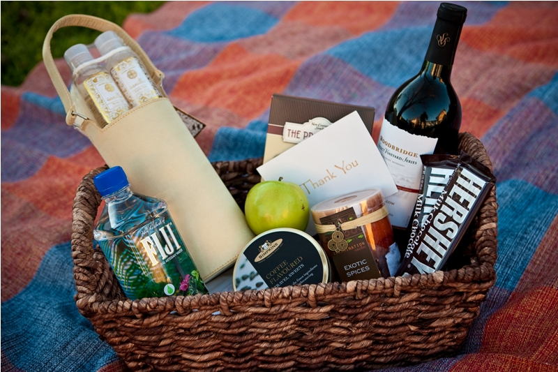 Wedding Gift Basket For Out Of Town Guests : Miriam Ackerman Events: Welcome Bags for your out of town guests. What ...