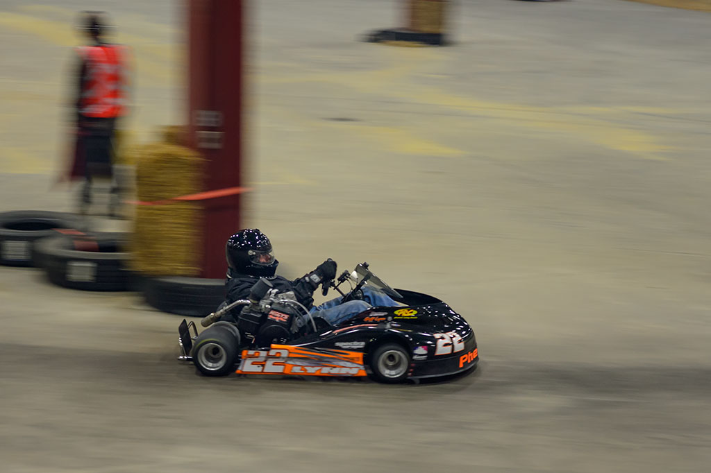 Motorama Events - Go Kart Racing