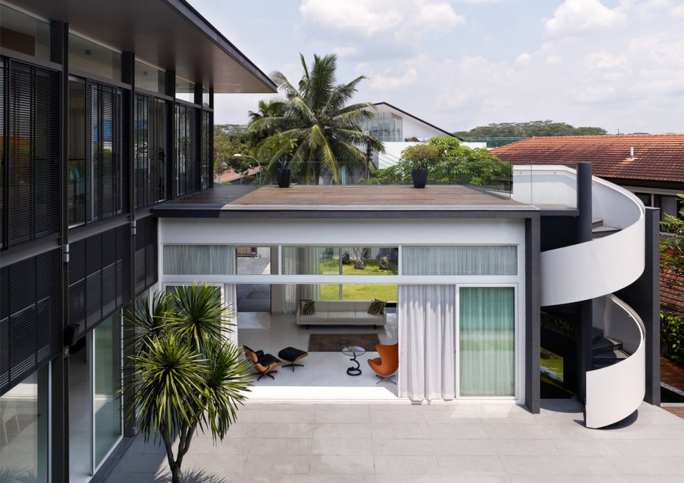 Modern House Designs In Singapore
