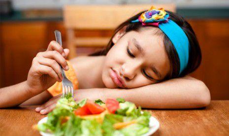 cara menumbuhkan nafsu makan anak