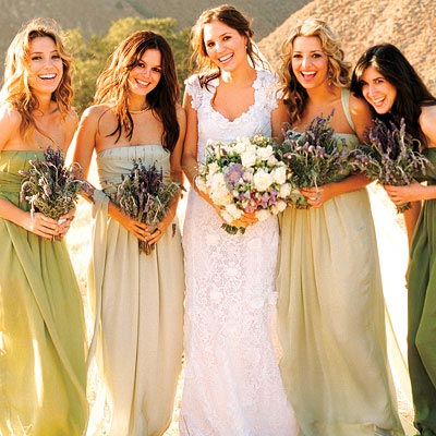 Best Celebrity Wedding Dresses - The Most Stunning ... - ELLE