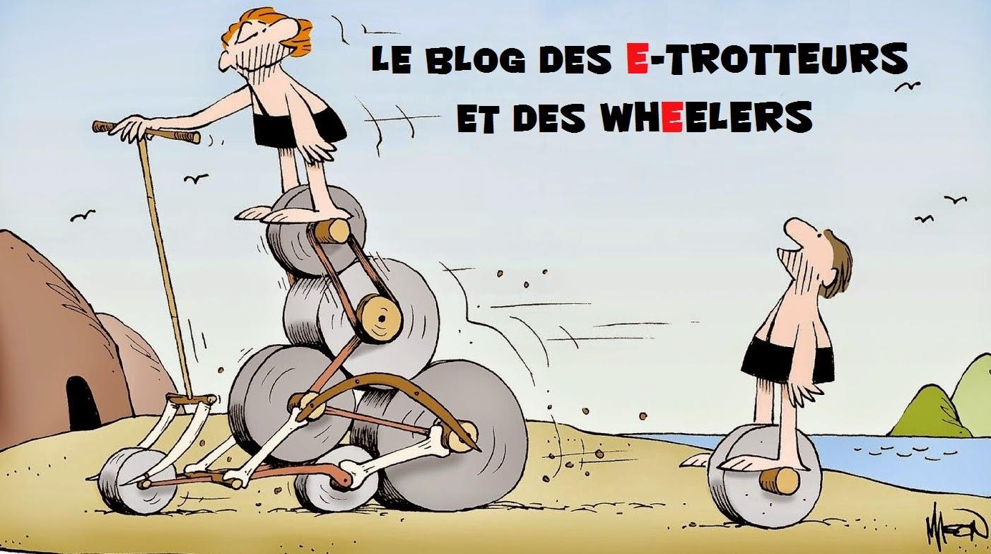 Trottinettes et Monocycles électriques
