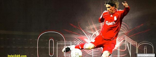 Ảnh bìa Facebook bóng đá - Cover FB Football timeline, Torres