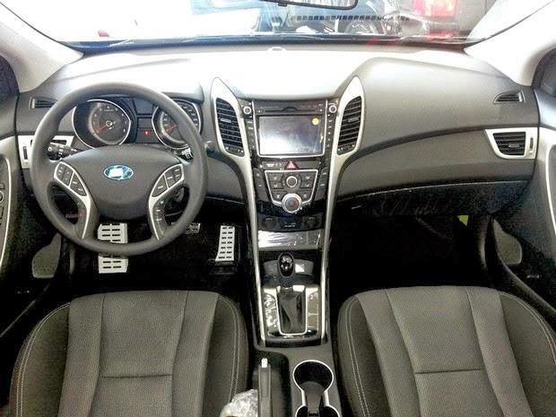 Novo Hyundai i30 Fotos