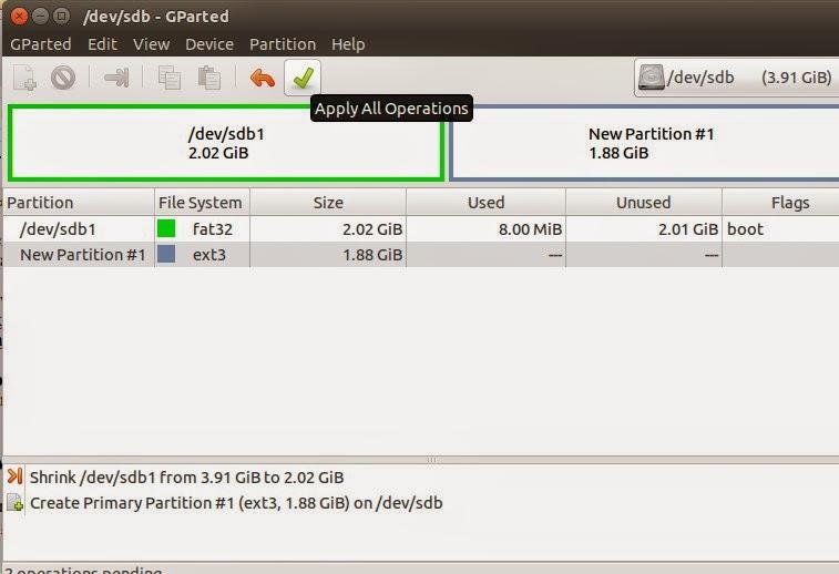Cara Partisi Hardisk di Ubuntu