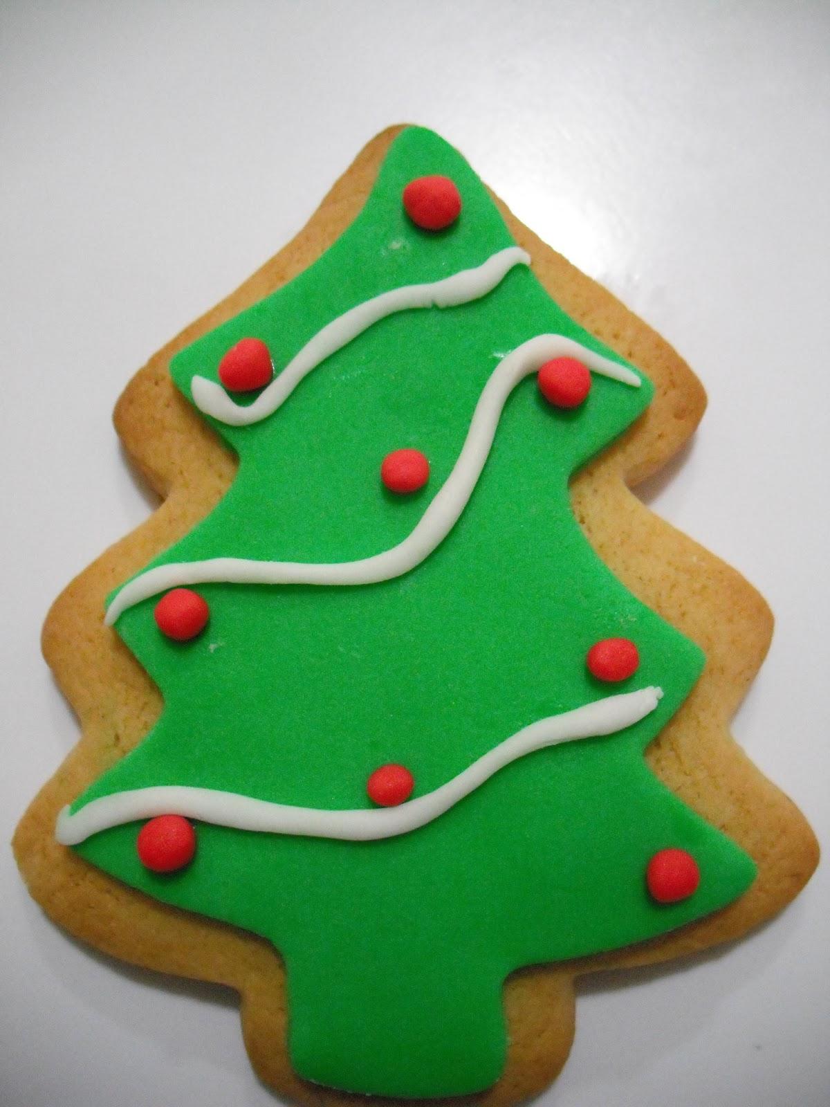 Dulce gordito especial galletas navidad for Arbol de navidad con bolas rojas