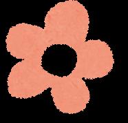 小さな花のイラスト「パステル ... : 魚のイラスト : イラスト