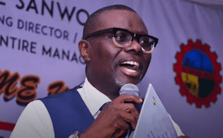2019: How God has been preparing me to be next Lagos governor – Tinubu's candidate, Sanwo-Olu