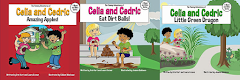 The Yummy Adventures of Celia and Cedric - 17 May