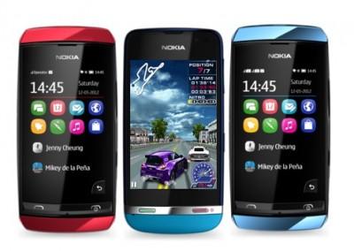 Nokia Menyediakan Game Klasik untuk HP Nokia Asha Touch