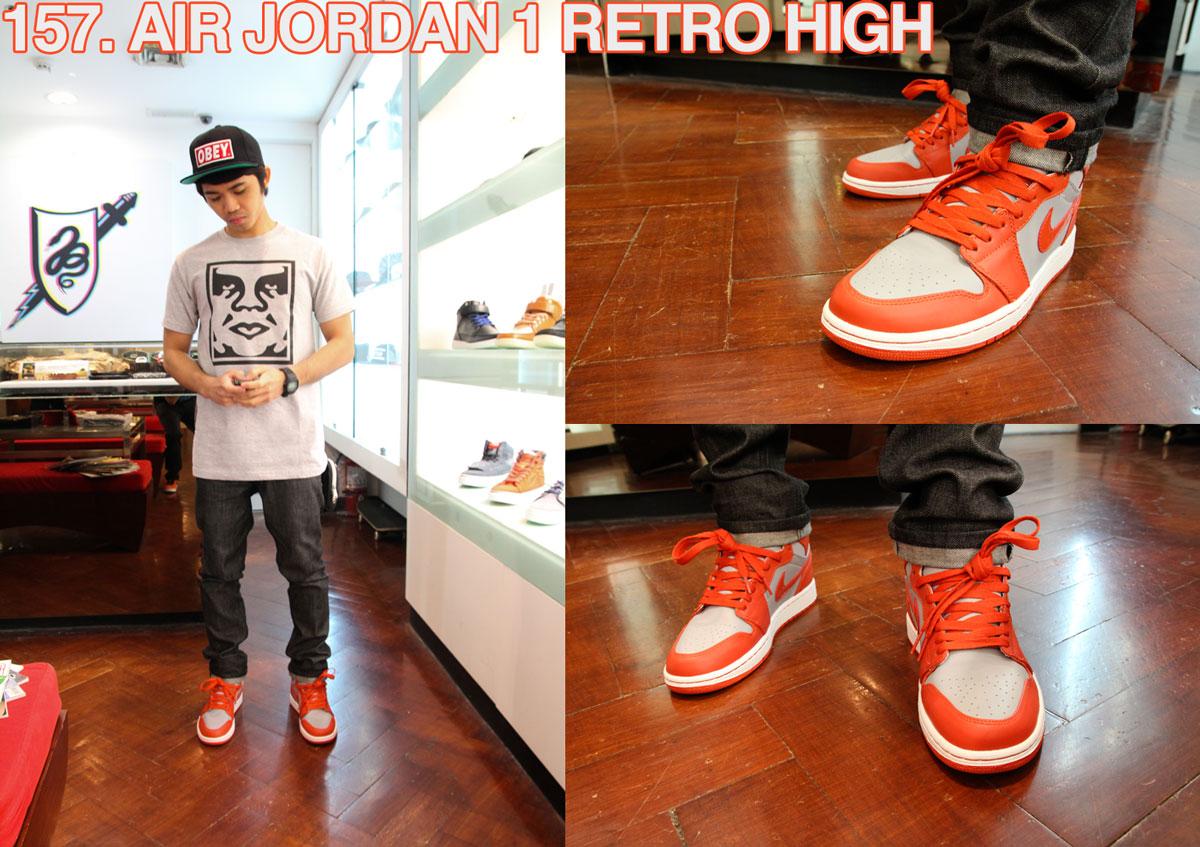 Air Jordan I (1) Retro-157
