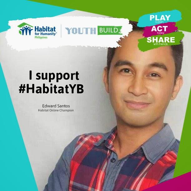EDnything Supports #HabitatYB