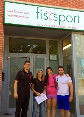 Fisioterapia y halterofilia Aranjuez