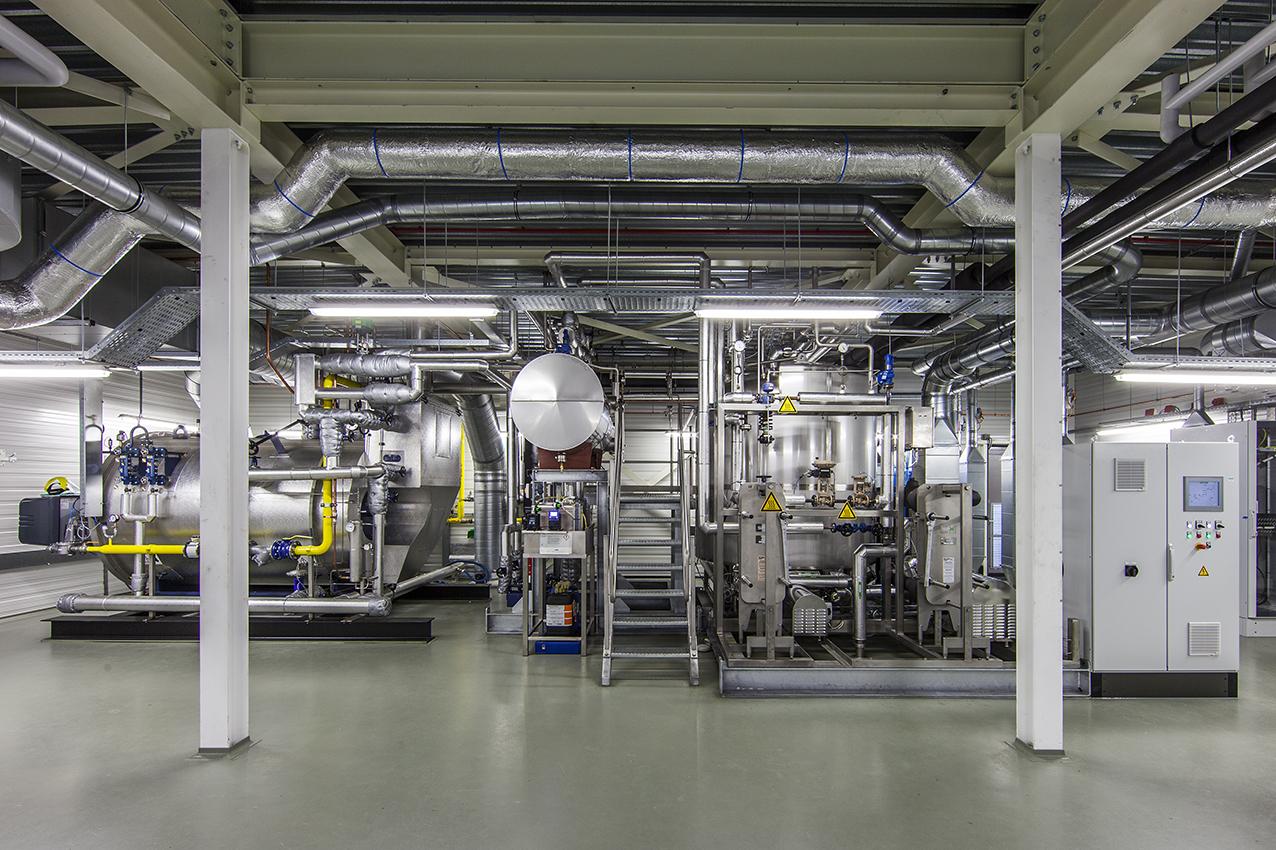Dsm Keukens Fabriek : Fotograaf Michael van Oosten Bij DSM een Machine