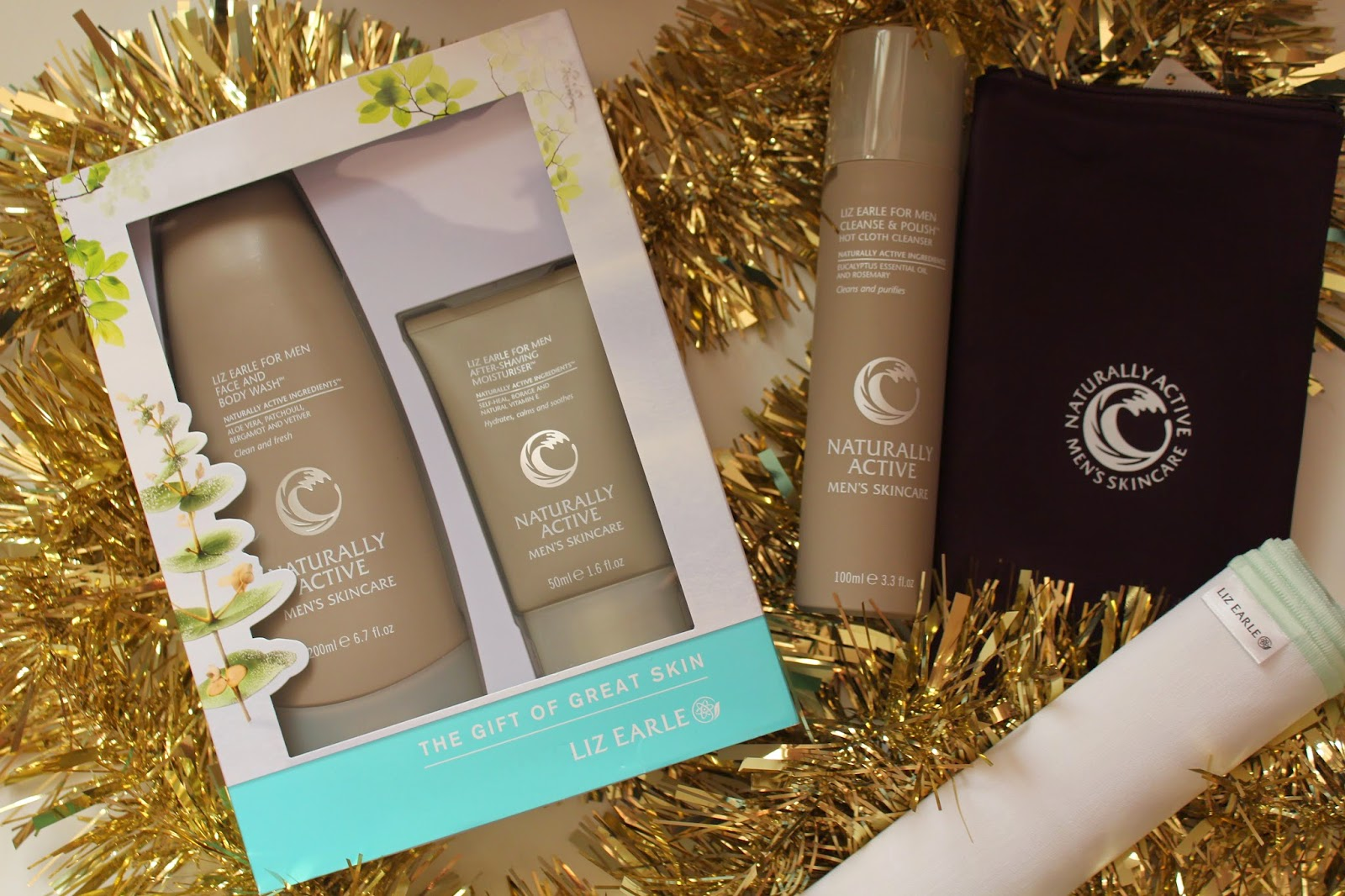 liz earle christmas gifts 2014