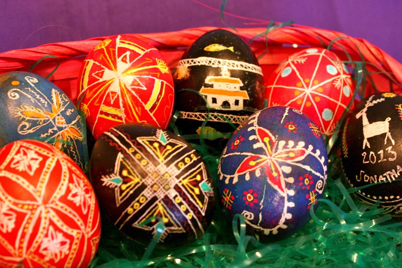How To Make Ukrainian Eggs Pysanky For Beginners Catholic