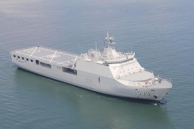 UEA pesan kapal perang buatan Indonesia