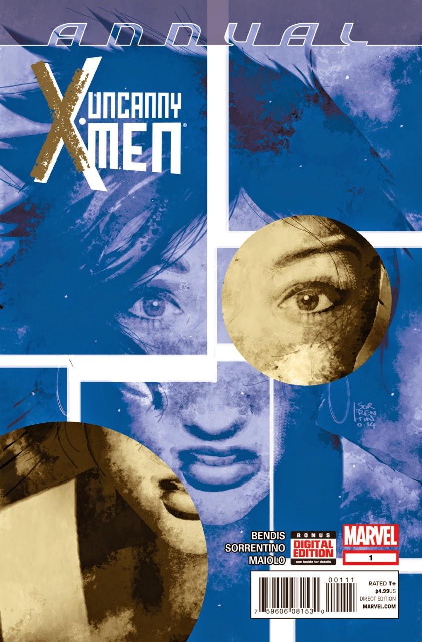 Eva Bell Uncanny X-Men Annual