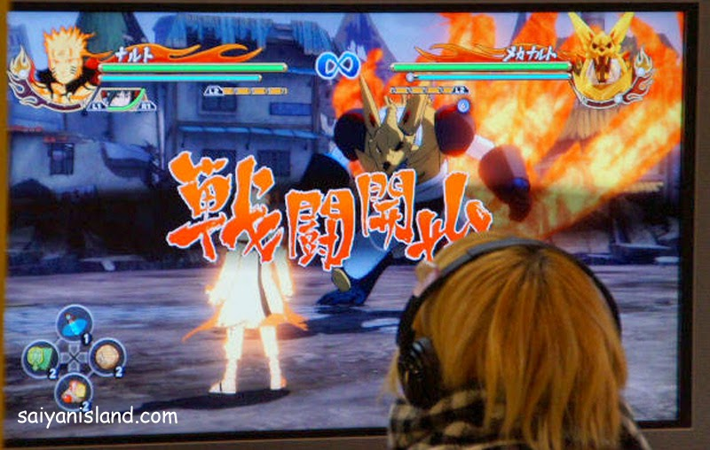 Download Game Naruto Ultimate Ninja Storm Revolution Gratis For PC Single Link