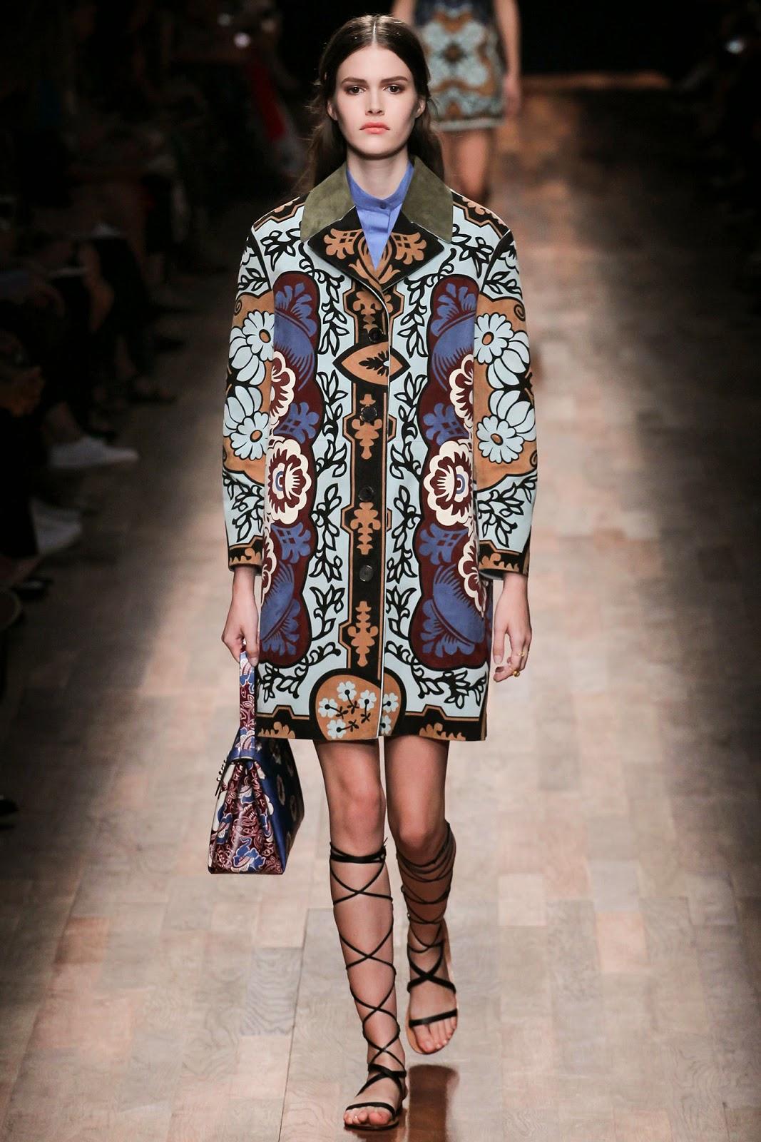 valentino 2015 summer 2016 trend women dress10 Valentino 2015 samling, våren sommaren 2016 Valentino klänning modeller, Valentino kväll klänning nya säsongen kvinnors kjolar modeller