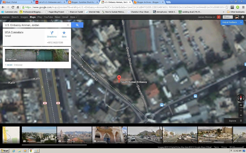 u s embassy cairo egypt
