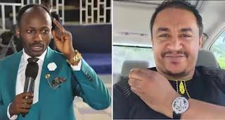 Tithe controversy: Pastor Adeboye not God – Freeze replies Apostle Suleman