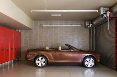 Garage Interior Design