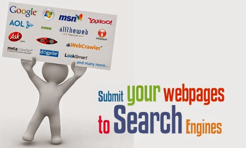 How to submit website to all search Engine