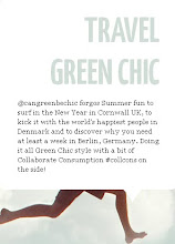 Travel Green Chic