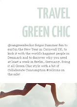 Travel Green Chic