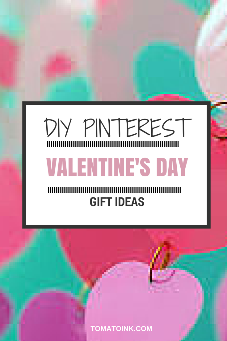 DIY Print Projects for Valentine's Day