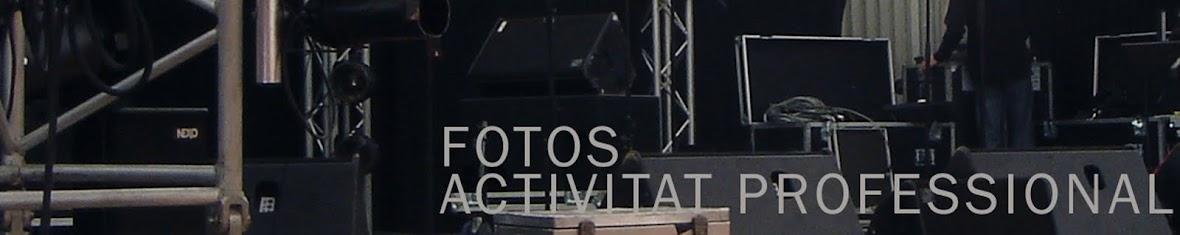 Activitats professionals - fotos