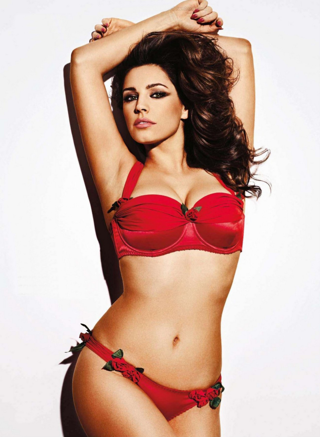 Kelly Brook for Nuts Magazine July 2013