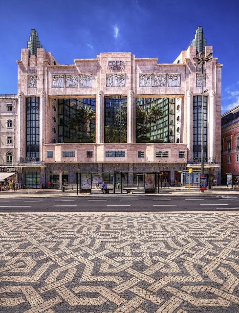 Teatro Eden Cinemas Paraiso Gigante Dos Restauradores