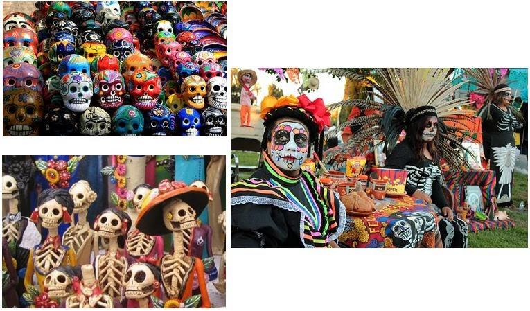 Halloween en otras culturas