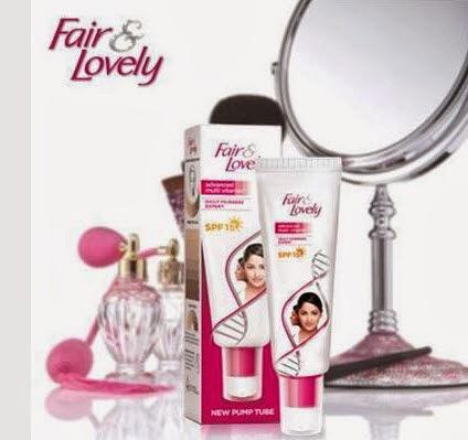 Fair & Lovely Samples