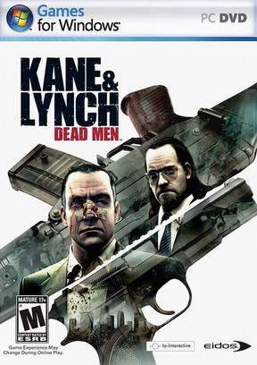 925 Kane & Lynch Dead Men PC Game
