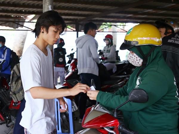 3 JPG 2202 1396333981 Lê Tích Kỳ X Factor Chàng trai trông xe từng rất quậy và học kém