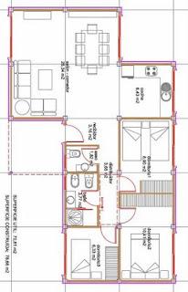 plano casa modular