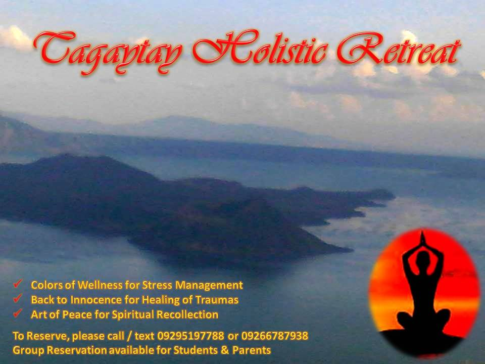 Tagaytay Holistic Wellness Retreat
