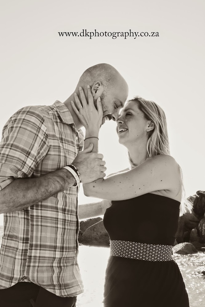DK Photography M9 Preview ~ Megan & Wayne's Engagement Shoot on Camps Bay Beach