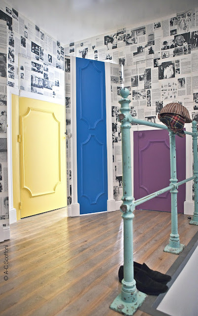 Paris loft by Carlos Pujol
