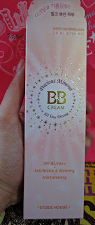 Etude House Precious Mineral BB Cream All Day Strong, Etude House, BB cream