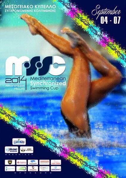 Μεσογειακό Κύπελλο Συγχρονισμένης Κολύμβησης