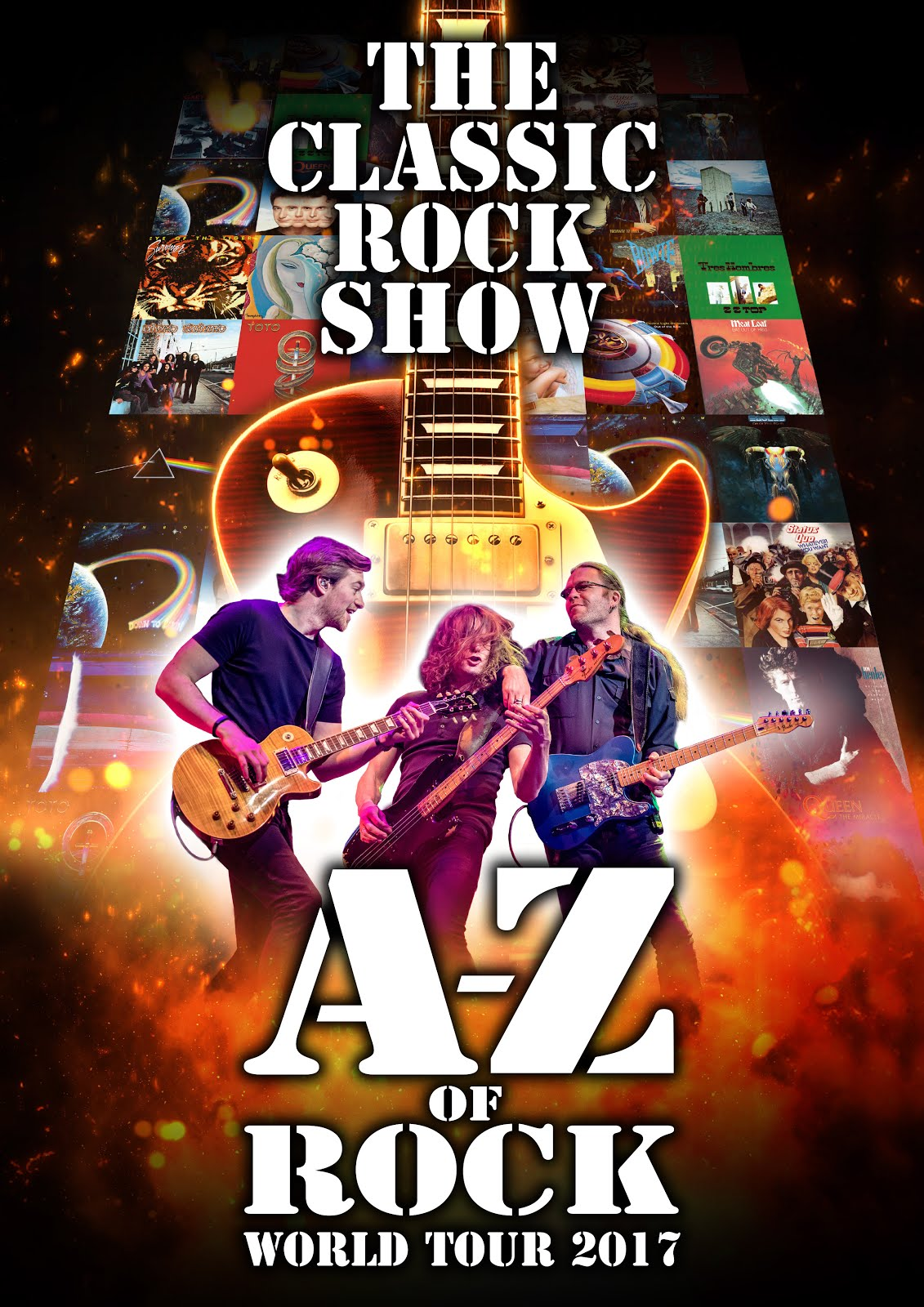 For Info on The Classic Rock Show