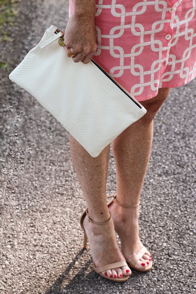 clare-vivier-white-leather-clutch
